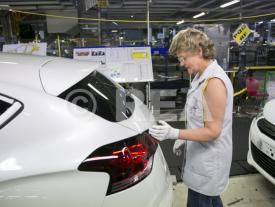 PSA, Production de la Citroen DS4