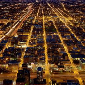 CHICAGO, transparent city
